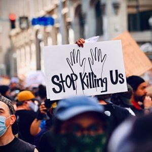 George Floyd Protest (by Emmai Alaquiva) - 111