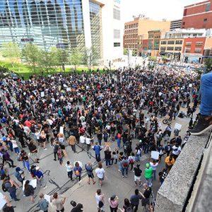 George Floyd Protest (by Emmai Alaquiva) - 139
