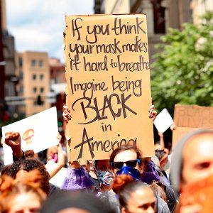 George Floyd Protest (by Emmai Alaquiva) - 38