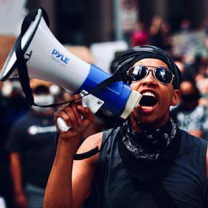 George Floyd Protest (by Emmai Alaquiva) - 41