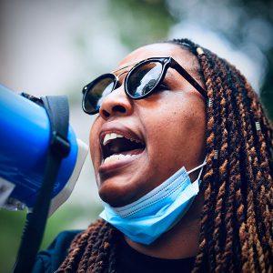George Floyd Protest (by Emmai Alaquiva) - 88